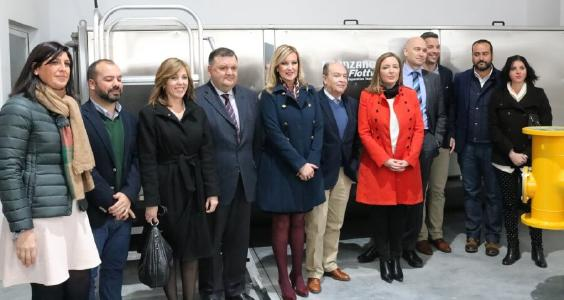 Flottweg comienza a cooperar con la empresa familiar Calderería Manzano, volviendo a apostar por la distribución de sus máquinas en el sector oleícola