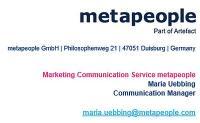 metapeople - Part of Artefact