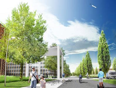 Mueller + Partner Landschaftsarchitekten BDLA, ökologische Architektur