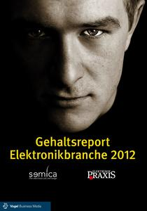 "Cover ""Gehaltsreport Elektronikbranche 2012"""