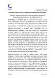 [PDF] Pressemitteilung: Cristie Data Products GmbH und Data Domain schließen Kooperationsvertrag