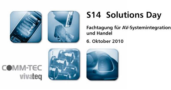 S14 Solutions Day
