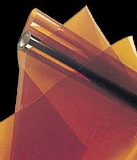 METOLIGHT SFG-10 UV-filter foil, available as roll or cut to size