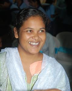 HBI und BIOTRONIK retten u. a. das Leben von Amulya, 24 Jahre alt