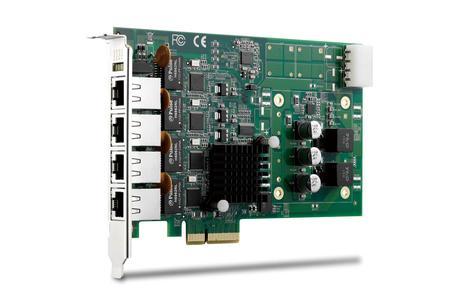ADLINK Technology bringt neuen Quad-Port PoE-Framegrabber auf den Markt