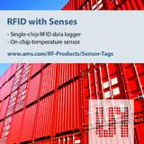 Sensor-enabled RFID tags extend wireless datalogging beyond identification