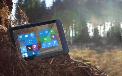 BRESSNER erweitert SCORPION-Serie um Outdoor-Tablets SCORPION 10X und 7X mit High-Brightness-Displays
