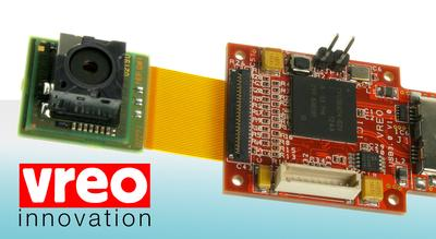 VREO offers USB3.0 interface and software for the FCB-MA130 miniature camera module from SONY