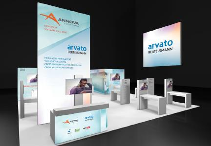 Arvato Systems presents innovative media solutions at the NAB 2017