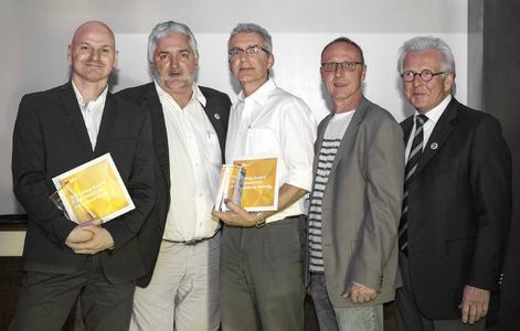 Gewinner 3M Safety Award 2015. Foto: 3M Deutschland