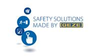 GEZE auf der Security in Essen vom 23. - 26. September 2014 in Halle 3, Stand 608