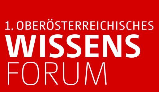 1. OÖ Wissensforum Logo