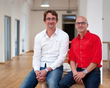 Kai Großmann und Peter Hummel - Aperto Schweiz