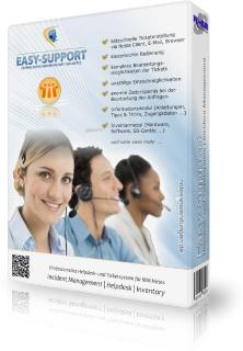 Easy-Support 9 | Helpdesk- und Ticketsystem