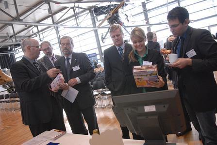 Praktische Demonstrationen auf dem RFID Anwendertag 2007