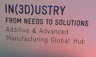 IN(3D)USTRY Logo