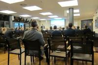 """Hill International, Niederlassung Hamburg, setzte erfolgreiche Veranstaltungsreihe """"Industry Talk Hamburg"""" am 26.10.2016 fort"""