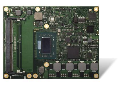Ultra-rugged quad core module