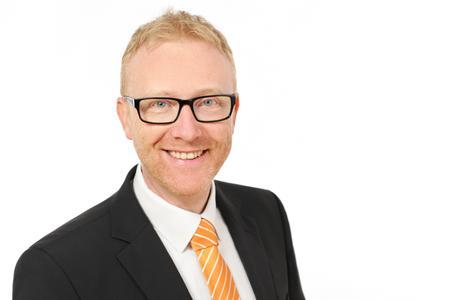 Olaf Kaiser (Geschäftsleitung Vertrieb und Marketing)