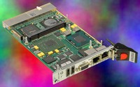 Commercial or Industrial Grade 3U CPCI SBC, Intel Core 2 Duo, PMC/XMC site