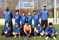 DS Deutsche Systemhaus GmbH stattet U11-Fußballmannschaft mit neuen Trikots aus