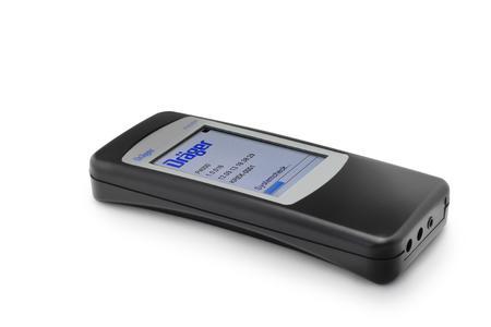 Dräger P4000 - Ein multifunktionales Messgerät für Druck- und Dichtheitsmessungen.