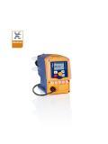 Die neue Schlauchdosierpumpe DULCO flex Control - DFXa dosiert von 6 ml/h bis zu 65 l/h bei einem Gegendruck von bis zu 7 bar.