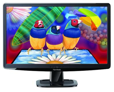 VX2336s-LED: neuer, energiesparender Monitor mit IPS-Display von ViewSonic