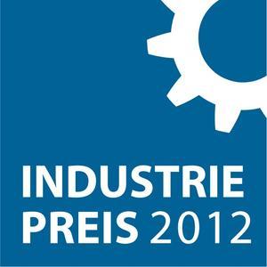 Logo INDUSTRIEPREIS 2012