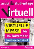 Plakat-Motiv Virtuelle-Messe
