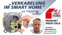 """SmartHome auf YouTube - neues Format """"Produkt Profi Talk"""" online"""