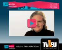 TV1.EU ist exklusiver Livestreaming Partner der dmexco 2010