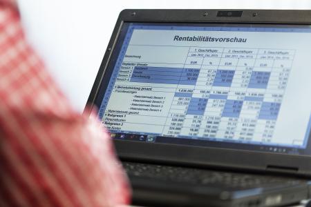 Aussagefähige Unterlagen sind der richtige Schlüssel für den Start in die Selbstständigkeit / Quellenangabe: Handwerkskammer Region Stuttgart
