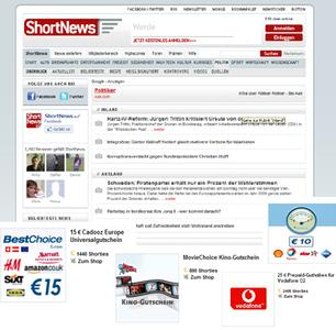ShortNews.de collage