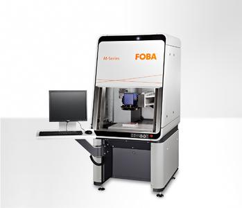 Laser Marking Workstation FOBA M2000