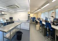 Expansion of facilities at Southern Microbiological Services