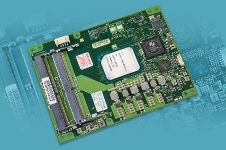 MSC Technologies Presents First COM Express Type 7 Module with Intel Atom C3000 Processor for Server Applications