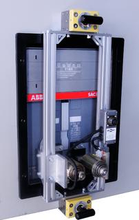 CBS ArcSafe Introduces Remote Switch Actuators for ABB Sace megamax F-Series Circuit Breakers