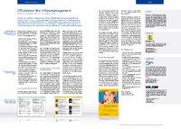 [PDF] Pressemitteilung: Effizientes Workflowmanagement