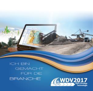 Gemacht für die Branche. Die WDV hat mit der Version WDV2017 die Marktposition ausgebaut. Der durchgängige Datenfluss und die innovation Anwendungen sind und bleiben das Erfolgsrezept.