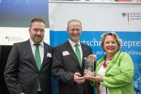 BITZER presented with the 2018 Deutscher Kältepreis award