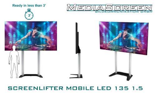 ScreenLifter MOBILE LED 135 - Das Original von MediaScreen GmbH