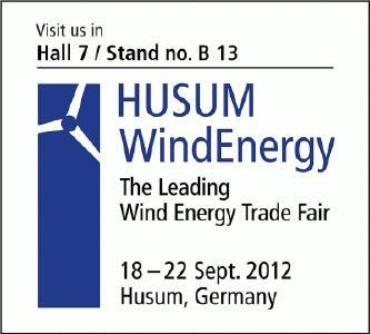 BBB Umwelttechnik auf der HUSUM WindEnergy
