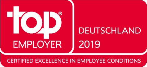 Top Employer: TCS als bester Arbeitgeber ausgezeichnet