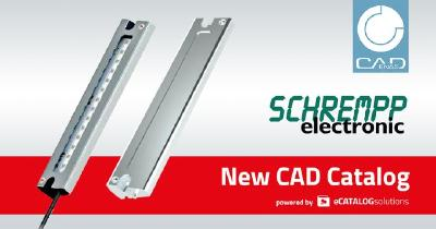 Schrempp electronic GmbH is ready for the future with a scalable 3D CAD product catalog powered by CADENAS