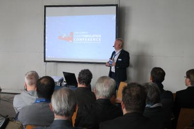 Successful conference debut at Haxterberg Airfield