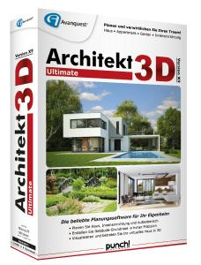 avanquest erneuert architekt 3d mit version x9 avanquest deutschland gmbh pressemitteilung. Black Bedroom Furniture Sets. Home Design Ideas
