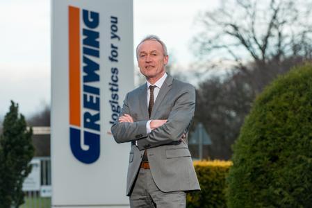 Klaus Beckonert, Geschäftsführer der GREIWING logistics for you GmbH bietet Value added Services für die Kunststoffindustrie