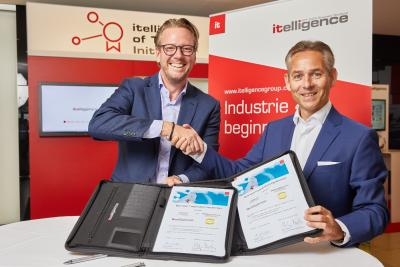 itelligence and HARTING agree to technology and development partnership