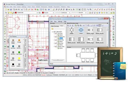Studenten und Bildungseinrichtungen erhalten die leistungsfähige CAD-Software ab sofort kostenlos